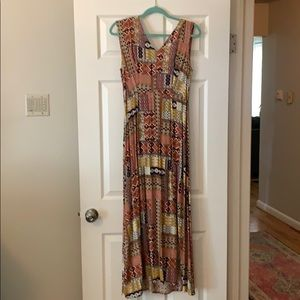 Charlotte Russe Long Maxi Dress